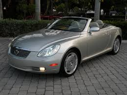 lexus dealership fort lauderdale 2002 lexus sc430 silver for sale auto haus of fort myers florida