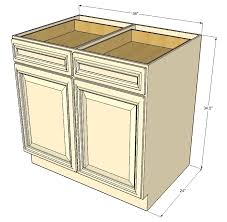 36 inch kitchen base cabinets with drawers tuscany white maple large base cabinet with doors
