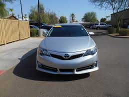 certified pre owned 2014 toyota camry se 4dr car in mesa 17244