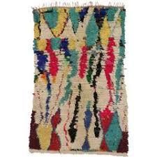 vintage moroccan leather tuareg rug for sale at 1stdibs