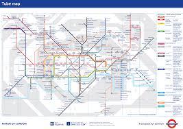 underground map zones underground lines zones map and fares