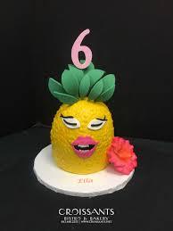 summer pineapple cake croissants myrtle beach bistro u0026 bakery