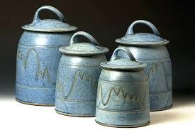 kitchen canister set ceramic cannister sets country kitchen canister sets ceramic threebears info