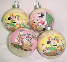 vintage disney ornaments vintage disney