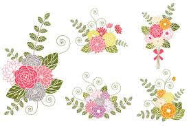 wedding flowers clipart clipart wedding flowers clip library