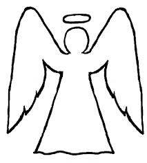 easy drawing of an angel how to draw a gothic angel step step