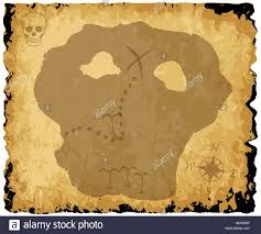 Blank Treasure Map by Old Pirate Treasure Map Stock Vector Art U0026 Illustration Vector