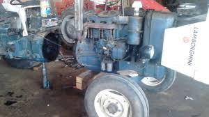 lamborghini tractor lamborghini tractor split for clutch replacement youtube