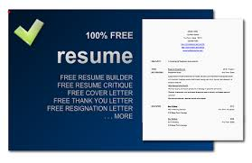 Free Online Resume Templates Printable Online Resume Maker Free Resume Template And Professional Resume
