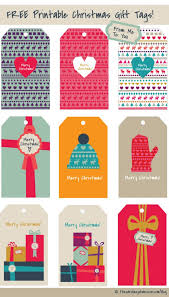 christmas gift tag to print learntoride co