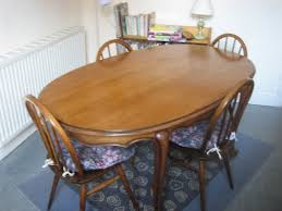 oval table and chairs oval dining table and chairs second hand household furniture buy