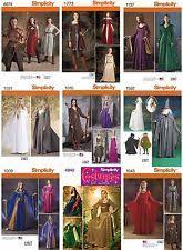 medieval dress pattern ebay