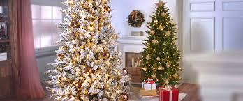 best christmas trees qvc santa s best balsam fir christmas tree with rgb 2 0 technology