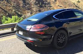 porsche hatchback 4 door 2017 porsche panamera spied in the wild prototype hunting video