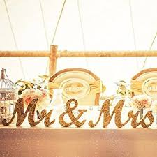 mr and mrs wedding signs mr and mrs sign wedding sweetheart table decorations