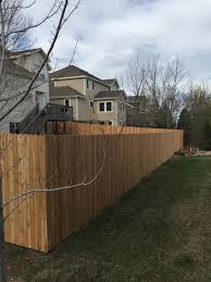 denver wood fence company wood fencing installations and repairs