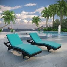 Turquoise Patio Chairs Rattan Patio Chairs Foter