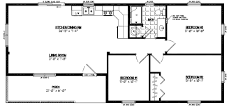 Car Floor Plan Certified Homes Frontier Style Certified Home Plans