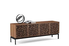 Media Console Furniture by Elements 8779 Modern Media Console Bdi