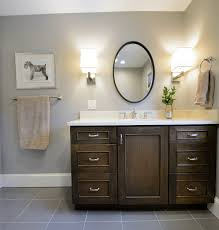 Color Schemes For Bathroom Grey And Cream Guest Bathroom