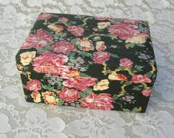 floral gift box floral gift box etsy