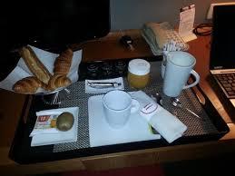 chambre et petit dejeuner petit déjeuner en chambre picture of pullman la defense la