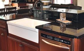 Kitchen Sink Black Granite by Porcelain Kitchen Sinks Review Porcelain Kitchen Sinks Pros And