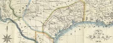 Map Austin Tx A New Map Of Texas 1841 U2013 Save Texas History U2013 Medium