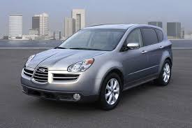 subaru liberty 2006 subaru tribeca 2006 review carsguide