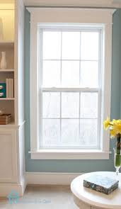 How To Replace A Window Sill Interior Best 25 Window Casing Ideas On Pinterest Farmhouse Window