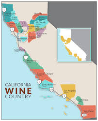 Napa Wine Map Dog Friendly Lodging Dog Friendly Hikes Dog Friendly Parks