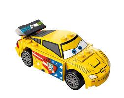 jeff corvette lego cars 2 9481 jeff gorvette amazon co uk toys
