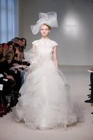 vera wang wedding dresses weddbook