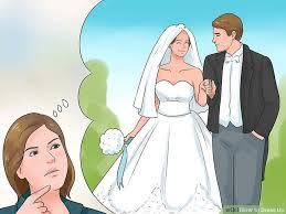 wedding dress up 5 ways to dress up wikihow