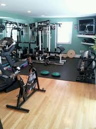 35 most popular home gym design ideas to enjoy your exercises