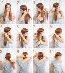Frisuren Selber Machen Haarband by Frisur Collage 1 Frisuren Flechtfrisuren Manchmal