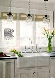 lighting for the kitchen pendant light above kitchen sink