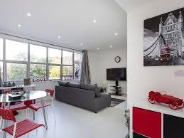 chambre appartement appartement moderne d une chambre à kensington londres ouest