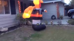 thanksgiving inflatables 2014