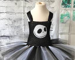 Jack Skeleton Costume Skeleton Tutu Etsy