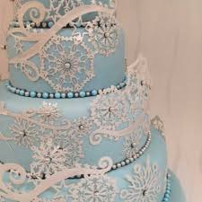 Christmas Cake Decorating No Icing by Cake Lace Mat By Claire Bowman Crystal Large Mat Snowflake Sugar
