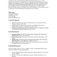 Sample Resume Computer Science Banking Trade Finance Resume Write Introduction Paragraph