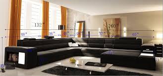 Modern Italian Design Sectional Sofa TOSLF - Sectional sofa design