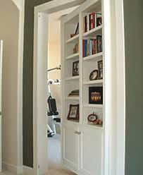 Door Bookshelves by Concealed Door Fake Bookshelf Very Simple Yet Amazing Clever