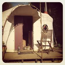 Living In A Yurt by Nomads Clothing City To Yurt Living