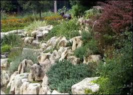 Rock Gardens On Slopes Two Methods For Landscaping A Slope