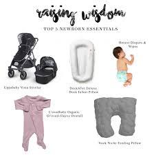 newborn essentials rw top 5 newborn essentials raising wisdom