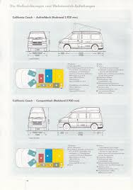 vwvortex com eurovan dimensions compared to vanagon