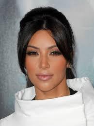 brilliant ideas for wearing bronze makeup kim kardashian makeup