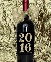 Happy New Year Decorations 2016 by 36 Best Personalized Mini Wine Bottle Labels For Wedding Favors